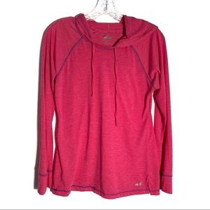 AVIA PULLOVER ACTIVEWEAR LONG SLEEVES HOODIE